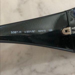 CHANEL Accessories - Chanel black 100% Authentic sunglasses